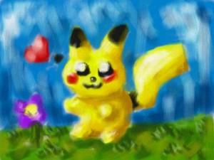 Pikachu2: Art Academy DSI