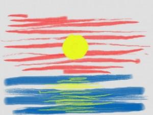 Sunset: Art Academy DSI
