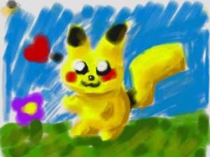 Pikachu: Art Academy DSI